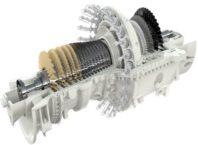 AE643A gas turbine
