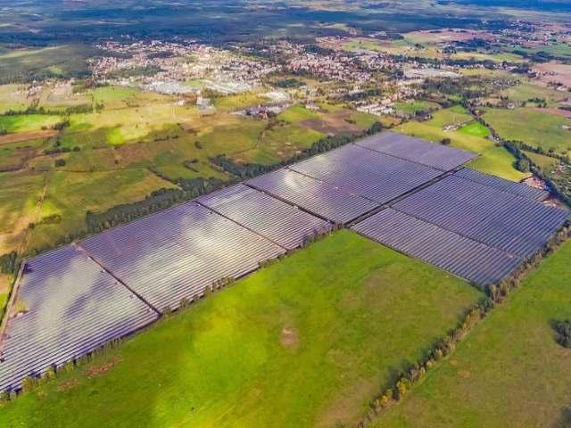 Baywa solar park