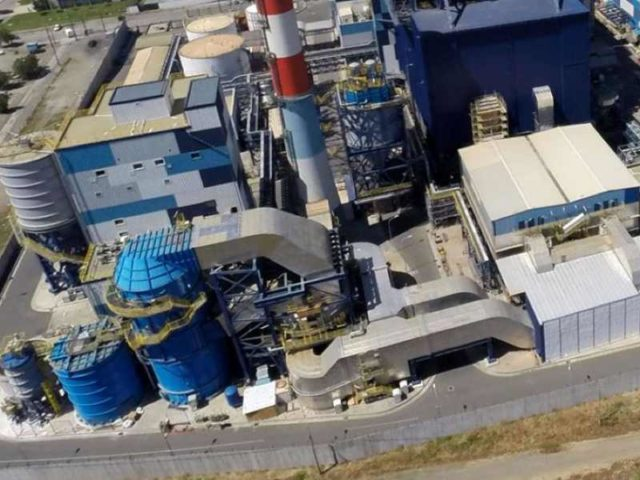 Bocamina power plant unit 2