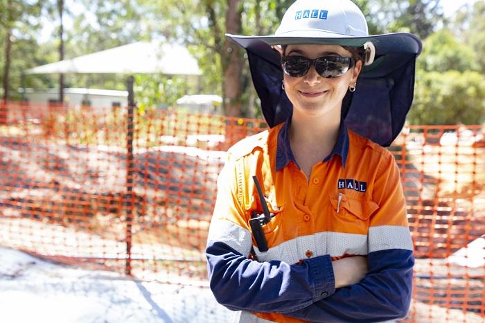 Women engineers turn gender tide on dam project