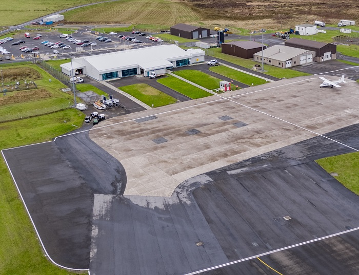 Power Engineering Int: Orkney airport in landmark hydrogen project.