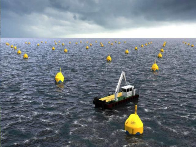 wave energy corpower