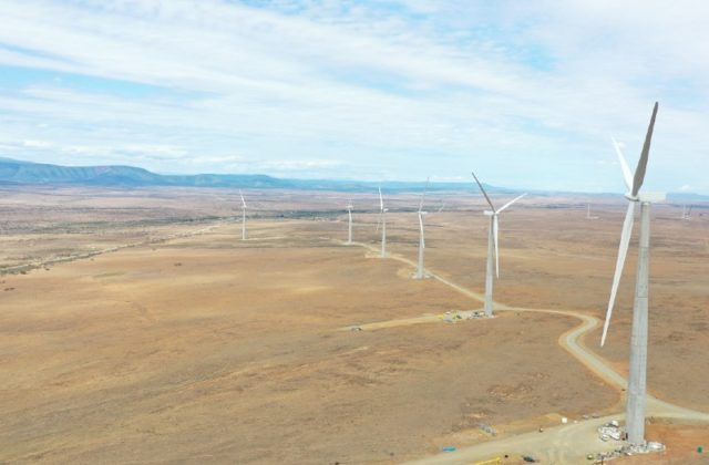 Enel announces operation of South Africa's Nxuba wind farm