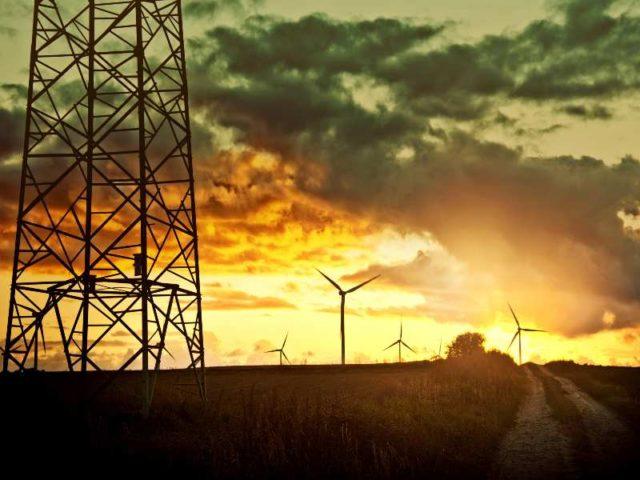 onshore wind power