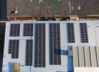 Moon Dog brewery in Australia is making use of rooftop solar to power their brewery.