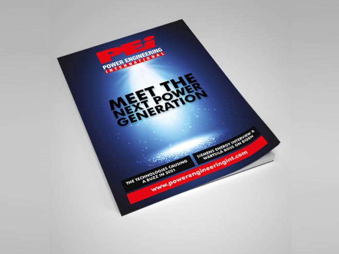 Power Engineering International Issue 5 2020