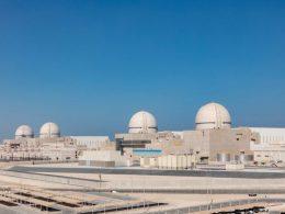 Barakah nuclear plant