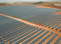 Landmark solar-battery hybrid plant goes live at Africa gold mine