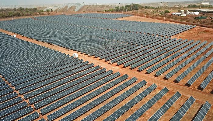 Landmark solar-battery hybrid plant goes live at Africa gold mine