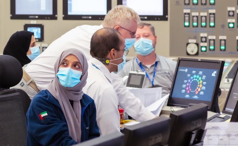 Meet the women engineers behind the UAE's Barakah nuclear power plant