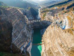 Baihetan hydropower
