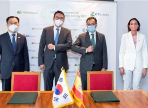 Iberdrola signing a MoU to broaden their reach in APAC