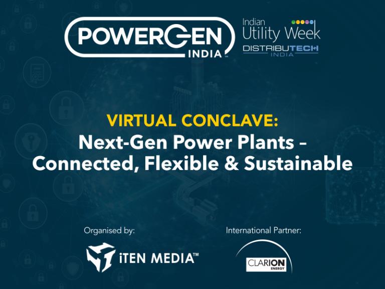 "Next-Gen Power Plants "" Connected, Flexible & Sustainable"