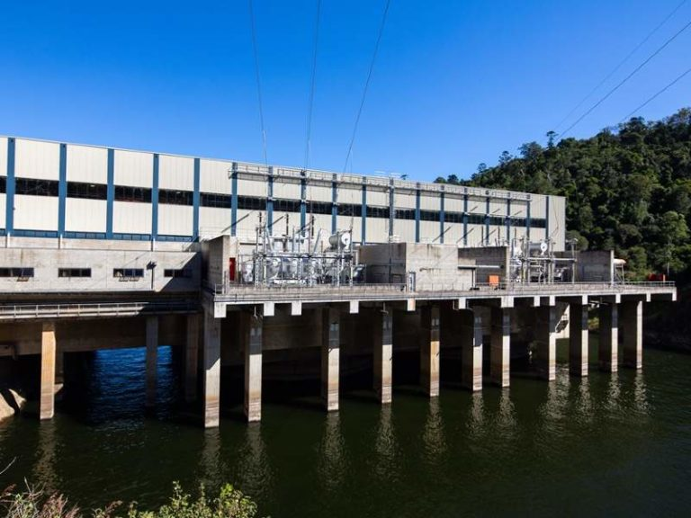 Major overhaul planned for Queensland's largest hydropower plant