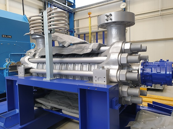 Matching feed water pump designs with ever-evolving advances in gas turbine technology