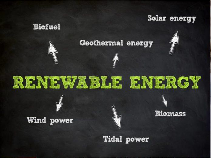 Google renewable electricity