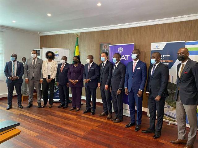 Wärtsilä to deliver 120MW gas power plant in Gabon