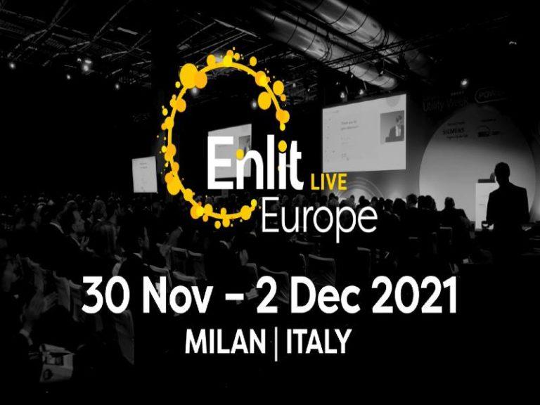 Registration open for Enlit Europe 2021 in Milan