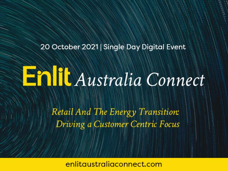 About Enlit Australia Connect 2021