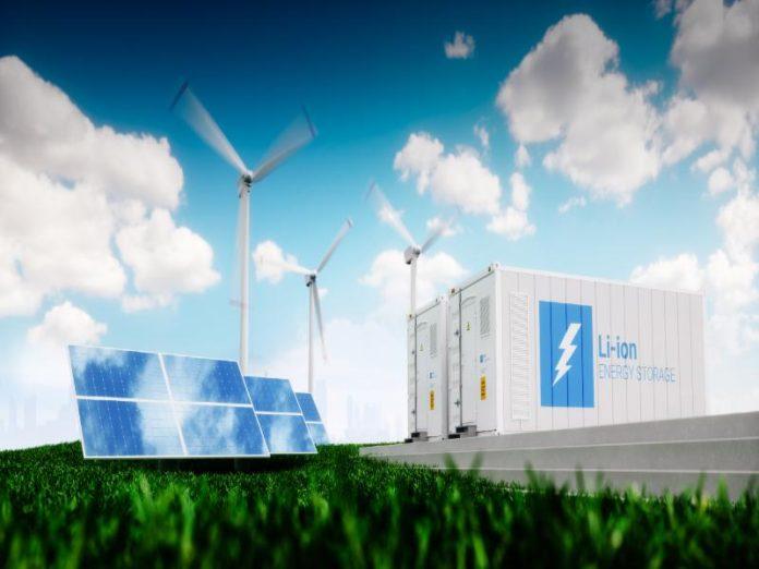 solar PV energy storage