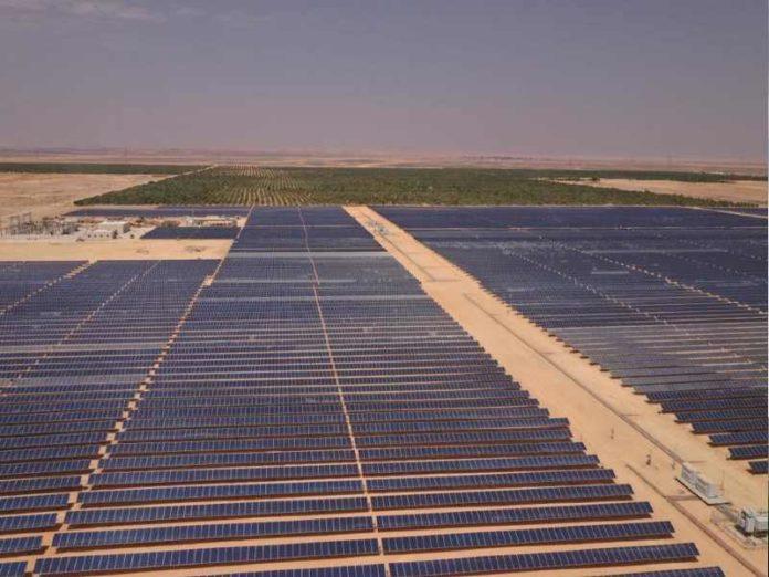 Jordan solar project