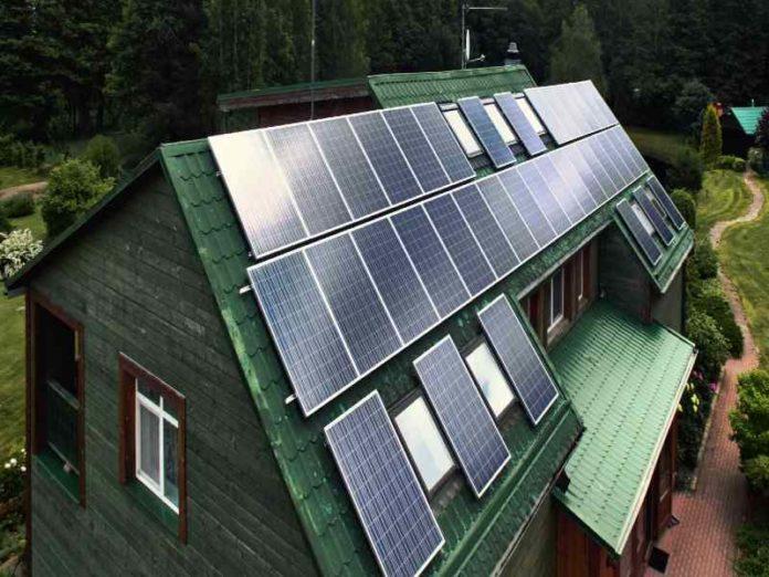 rooftop solar - renewable energy
