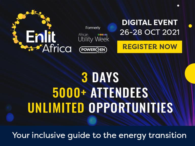 About Enlit Africa Digital Event