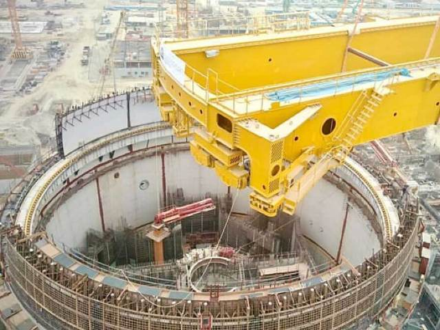 Reactor pressure vessel installed at Bangladesh's first nuclear plant