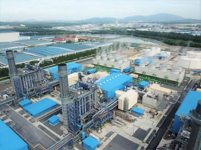 Mitsubishi fires up second turbine at Thai CCGT plant