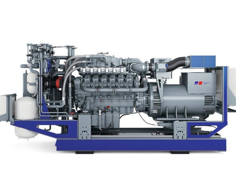 Rolls-Royce genset to power lubricant manufacturer in Mexico